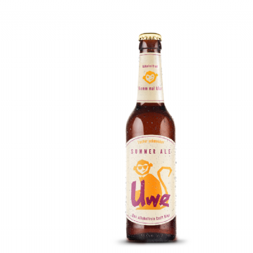 Uwe Alcohol Free Summer Ale (0.5% ABV)